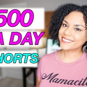 Earn $500 In A Day By Doing This! #shorts