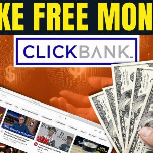 How To Make Free Money With ClickBank And Videos (SSP Method)