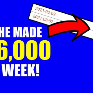 How My Subscriber Made $26,000 Last Week With Clickbank! (Easy Way To Make Money Online!)