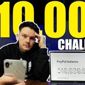 ZERO to $10,000 Online Challenge   Make Money Online   Part 1