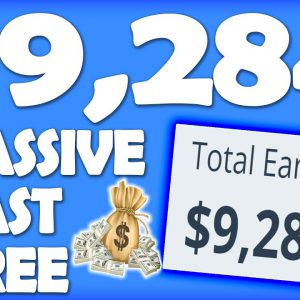 Make Your First $9,000+ Online In Passive Income   Full Passive Income Online Tutorial