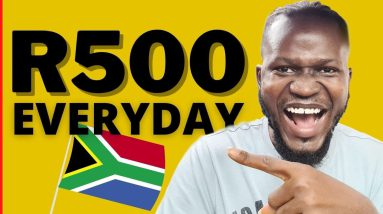 How To Make Money Online in South Africa (R500 Everyday Guaranteed)